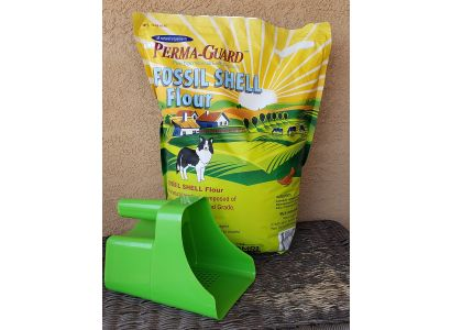 PERMA-GUARD Fossil Shell Flour 5lb Pouch w/ Scoop