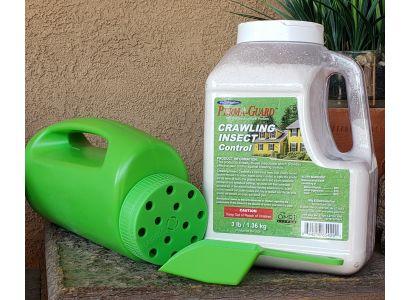PERMA-GUARD Crawling Insect Control 3lb Jar w/ Shaker