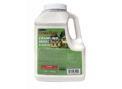PERMA-GUARD Crawling Insect Control 3lb Jar