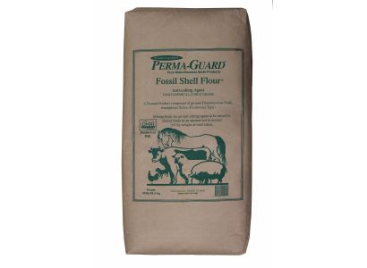 PERMA-GUARD Fossil Shell Flour 50lb Bag
